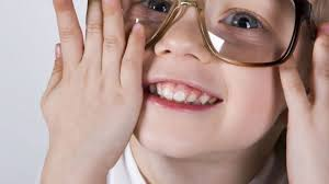 El cuidado de la vista en niños